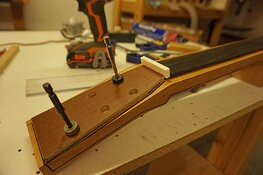 rough headstock laying out tuning holes.jpg